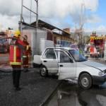 Auto Incendio 3 Linea