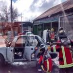 Auto Incendio 4 Linea