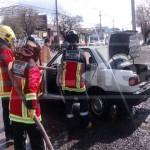 Auto Incendio 5 Linea