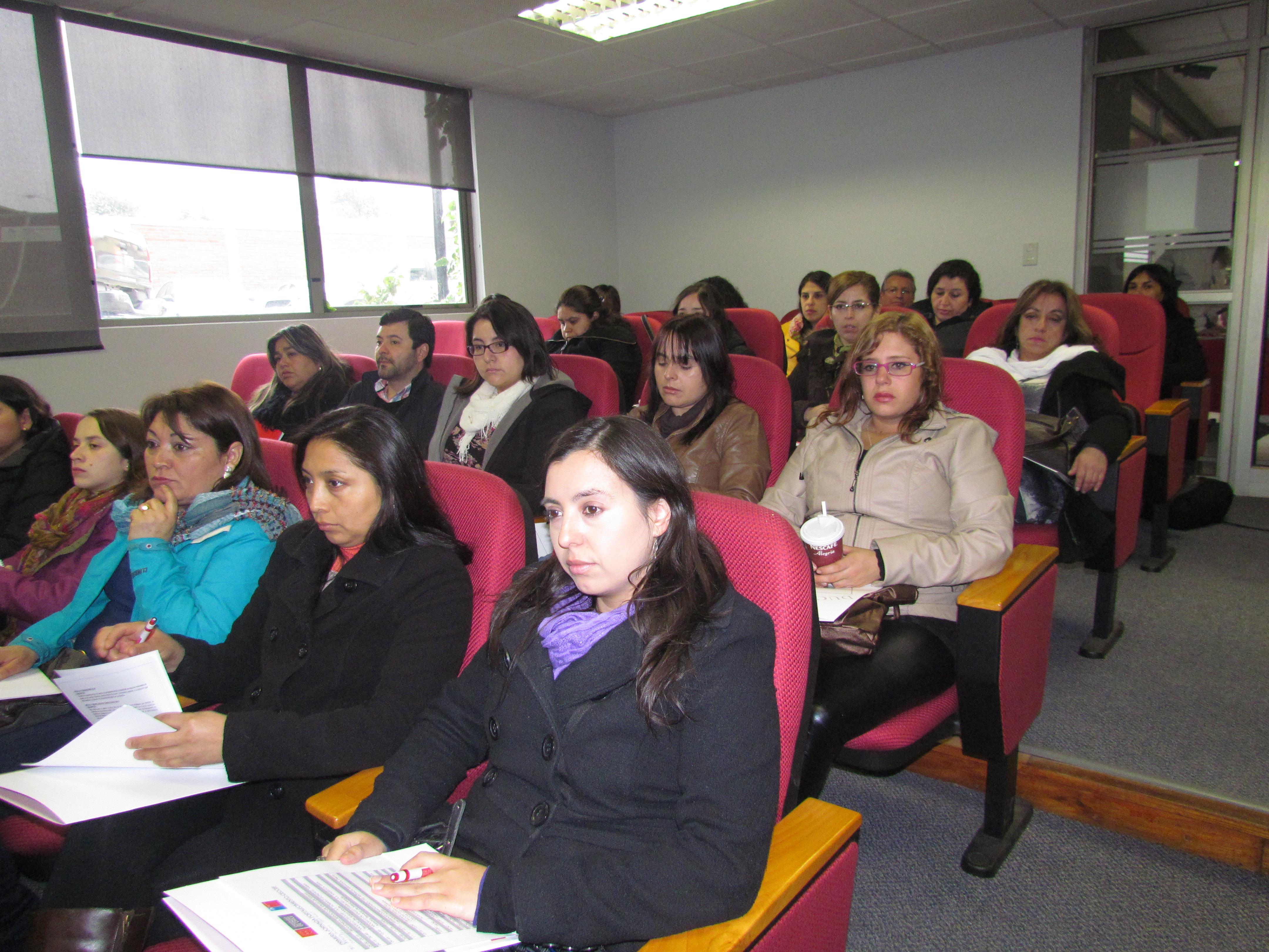Organizaron Jornada de Fortalecimiento de los CECOF