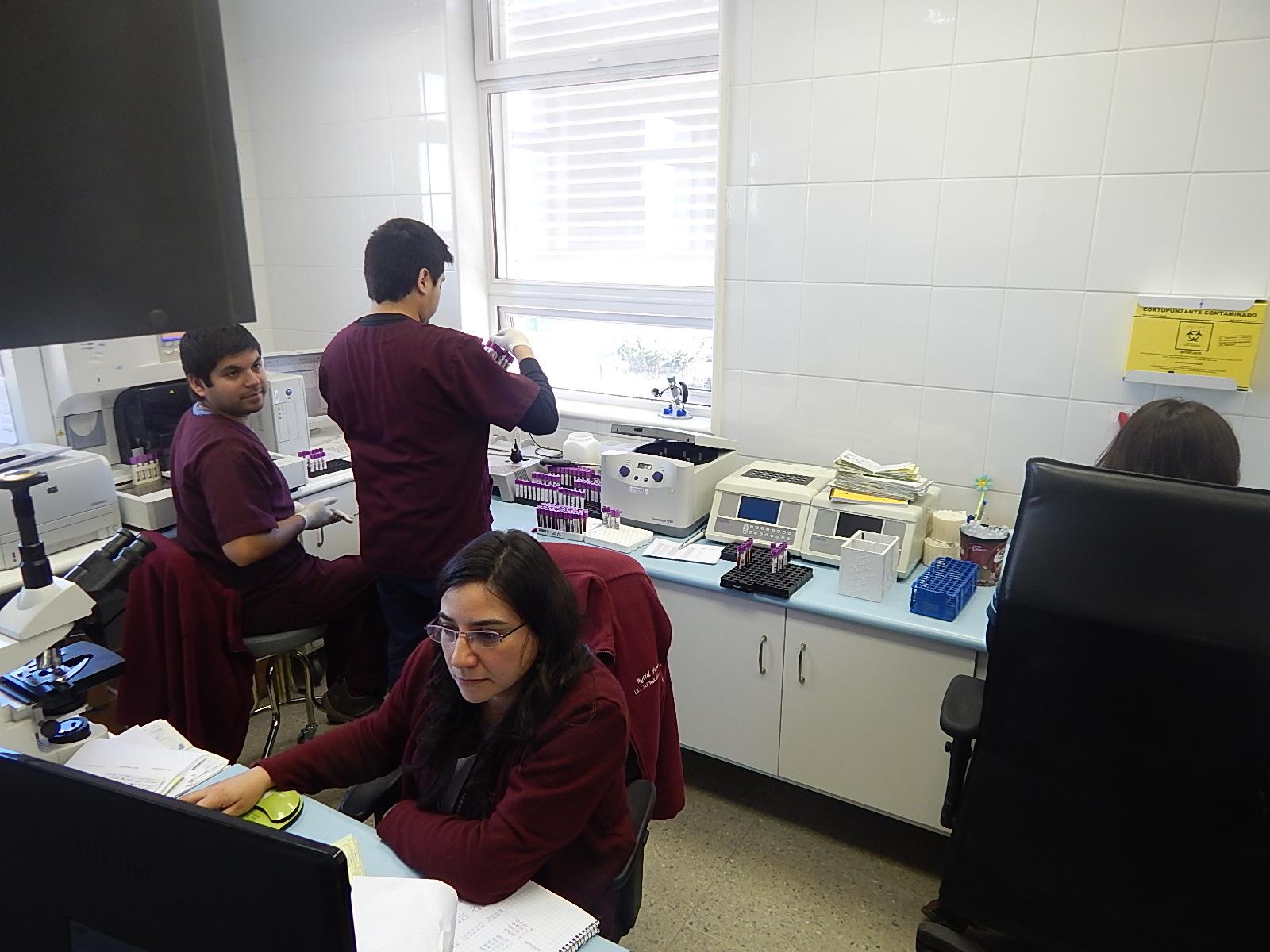 Adjudican Propuesta para Reforzar Laboratorio Clínico Comunal