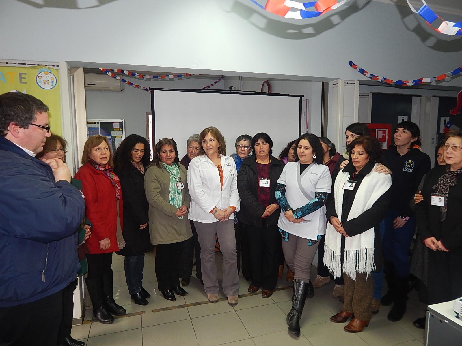 Reinicia Trabajo Grupo Voluntariado de Nueva Horizonte