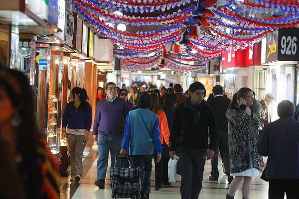 Comercio no abrirá sus puertas en feriados irrenunciables de 18 y 19 de septiembre