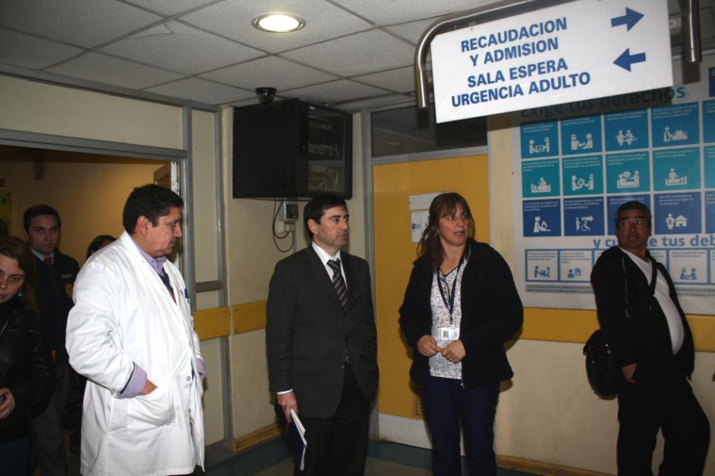 Fiscal Regional Encabezará Diligencias por Polémica Detención de Medico en Talca