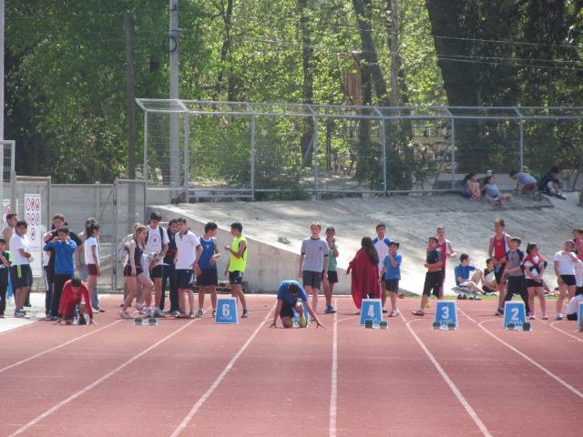 Regresa Torneo de Atletismo Copa Natur
