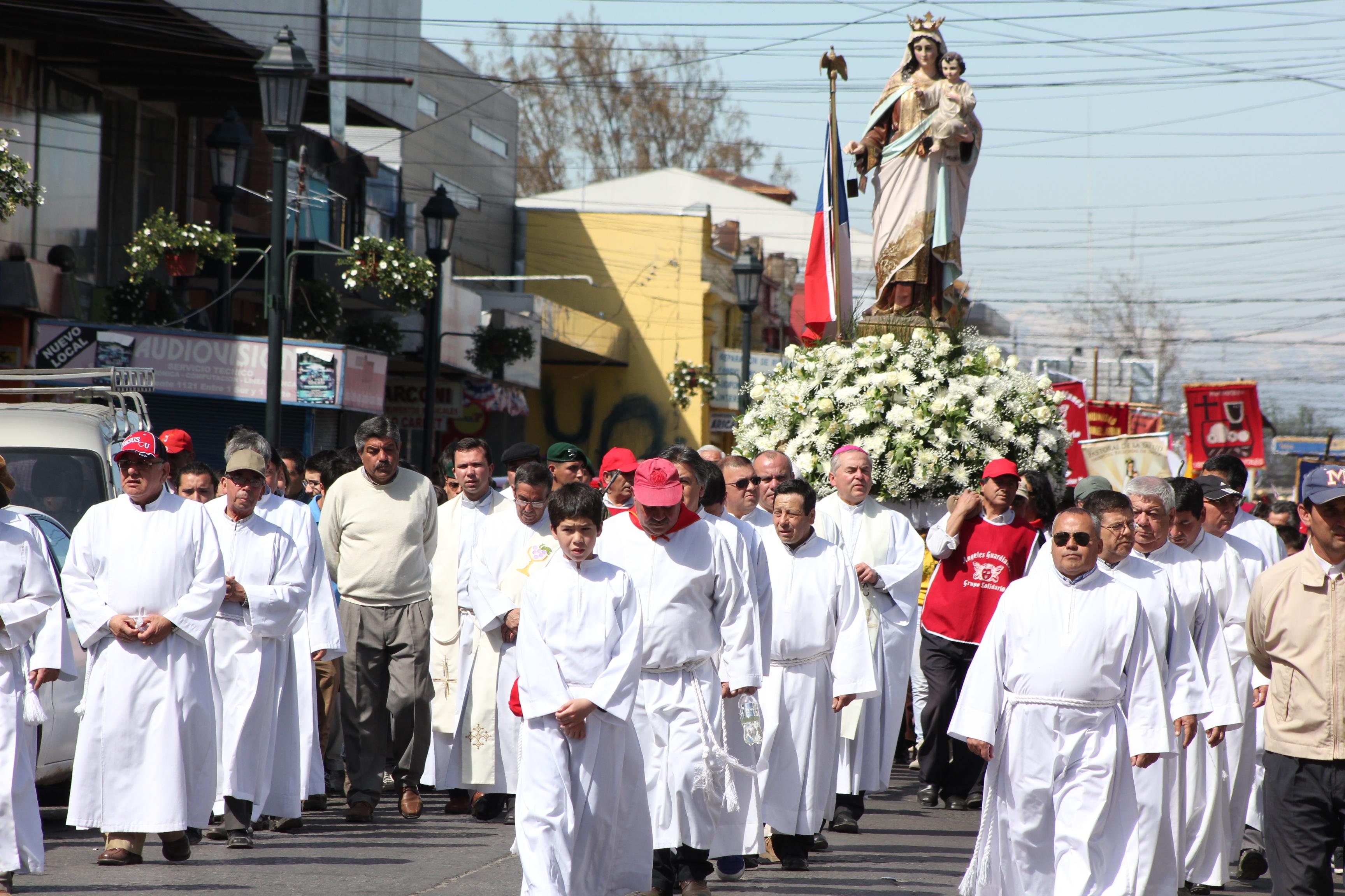Conmemoran Día de la Oración por Chile