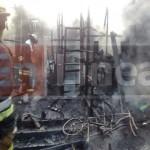 Incendio 13 Linea