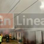 Incendio 5 Linea