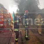 Incendio 7 Linea