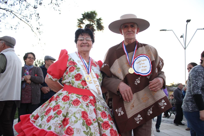 Sanjavierinos son Campeones Regionales de Cueca