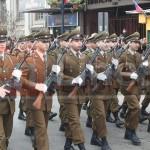 Parada Militar 10 Linea