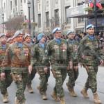 Parada Militar 13 Linea
