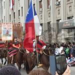 Parada Militar 4 Linea