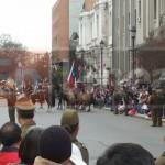Parada Militar 5 Linea