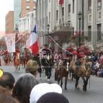 Parada Militar 7 Linea