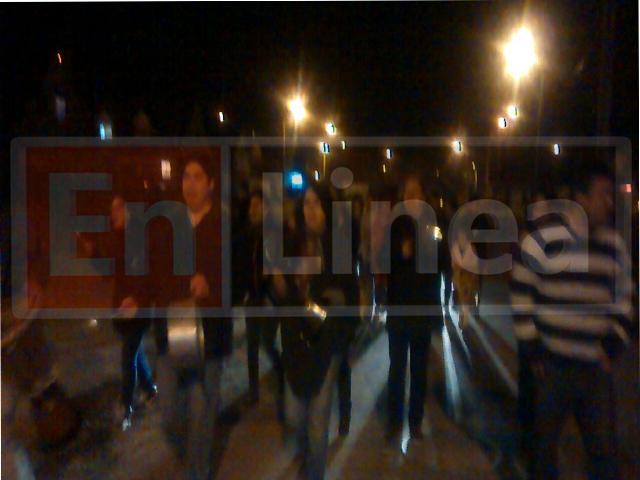 Vecinos de Condominio Lircay Protestan por Instalación de Antena en Talca