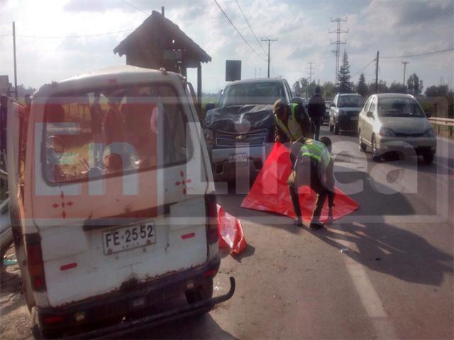 Rutas de la Región Cobraron Varias Víctimas Fatales