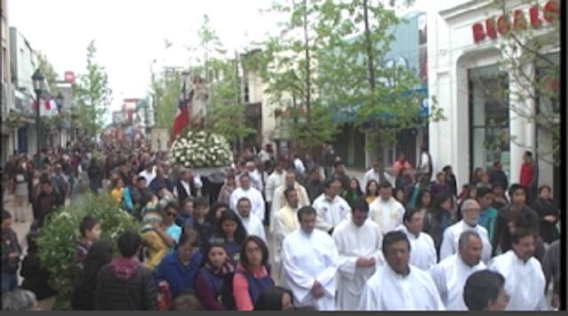 Católicos Celebraron el Día de la Oración por Chile