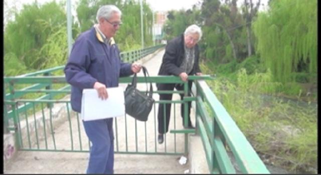 Autoridades no se hacen cargo de peligroso puente céntrico en Talca