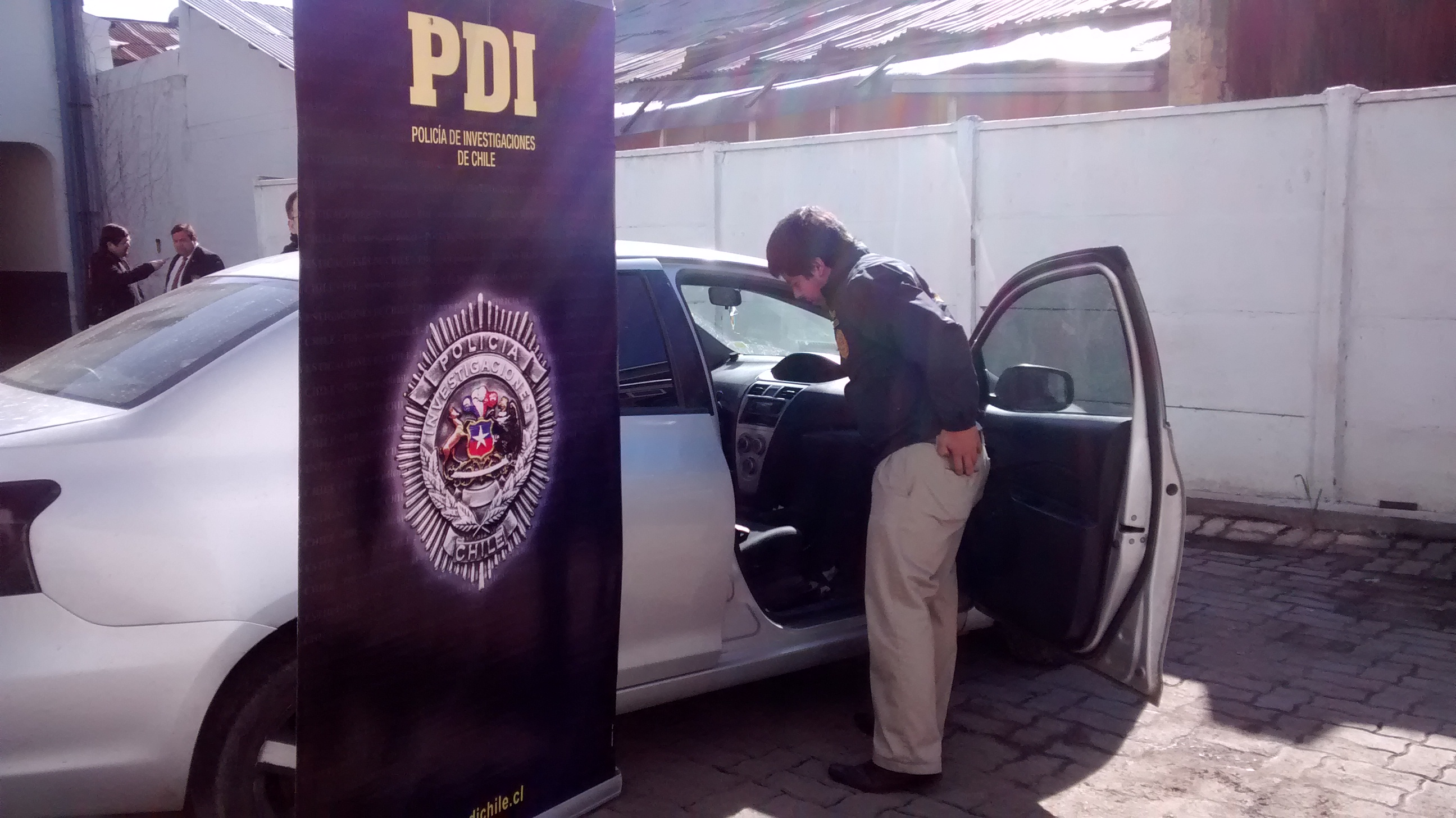 Investigan Banda Dedicada a Blanquear Vehículos Robados en Talca