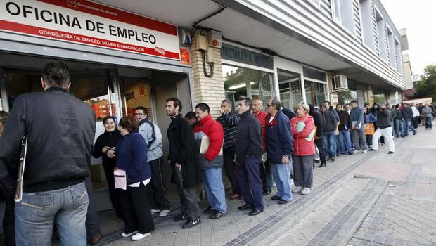 Sube el desempleo en la región