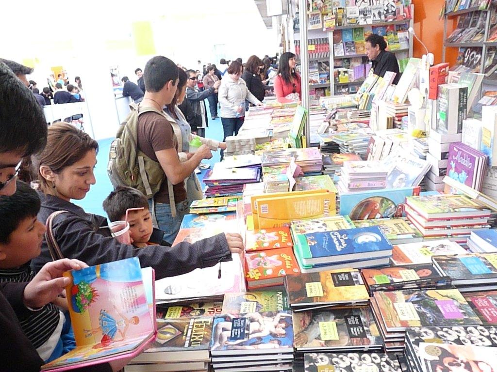 Comienza 8° Feria del Libro Infantil y Juvenil de Talca