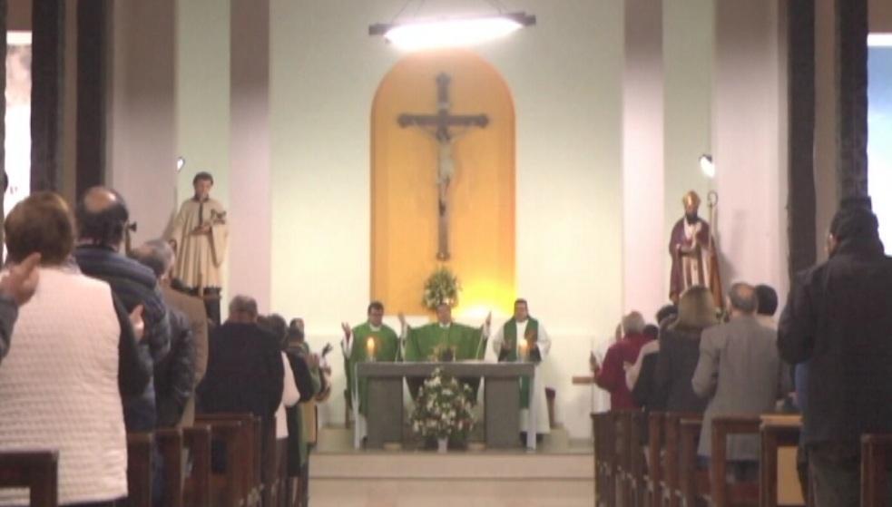 Iglesia San Luis tiene nuevo Párroco de orgien colombiano