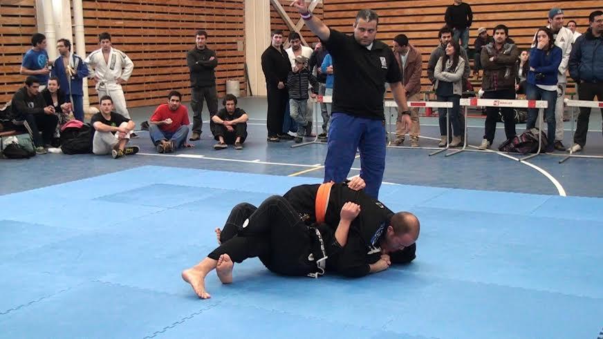 Campeonato de Jiu- Jitsu Brasileño organizado en Talca fue todo un éxito