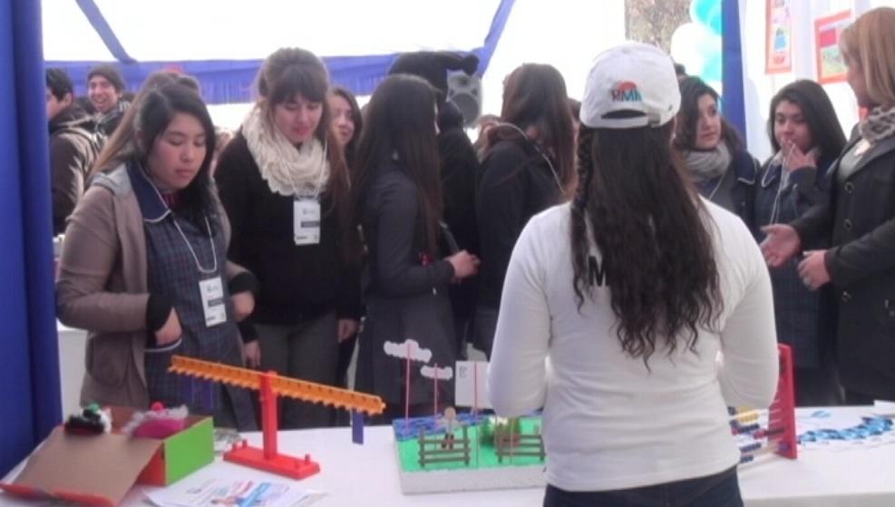 CFT San Agustín realizó una feria educativa