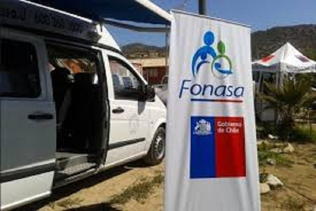 Fonasa móvil se desplazará por 21 comunas en la VII región