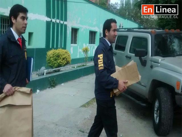 Exclusivo: PDI Allana Cárcel de Talca en Investigación por Agresión de Gendarme a Interno