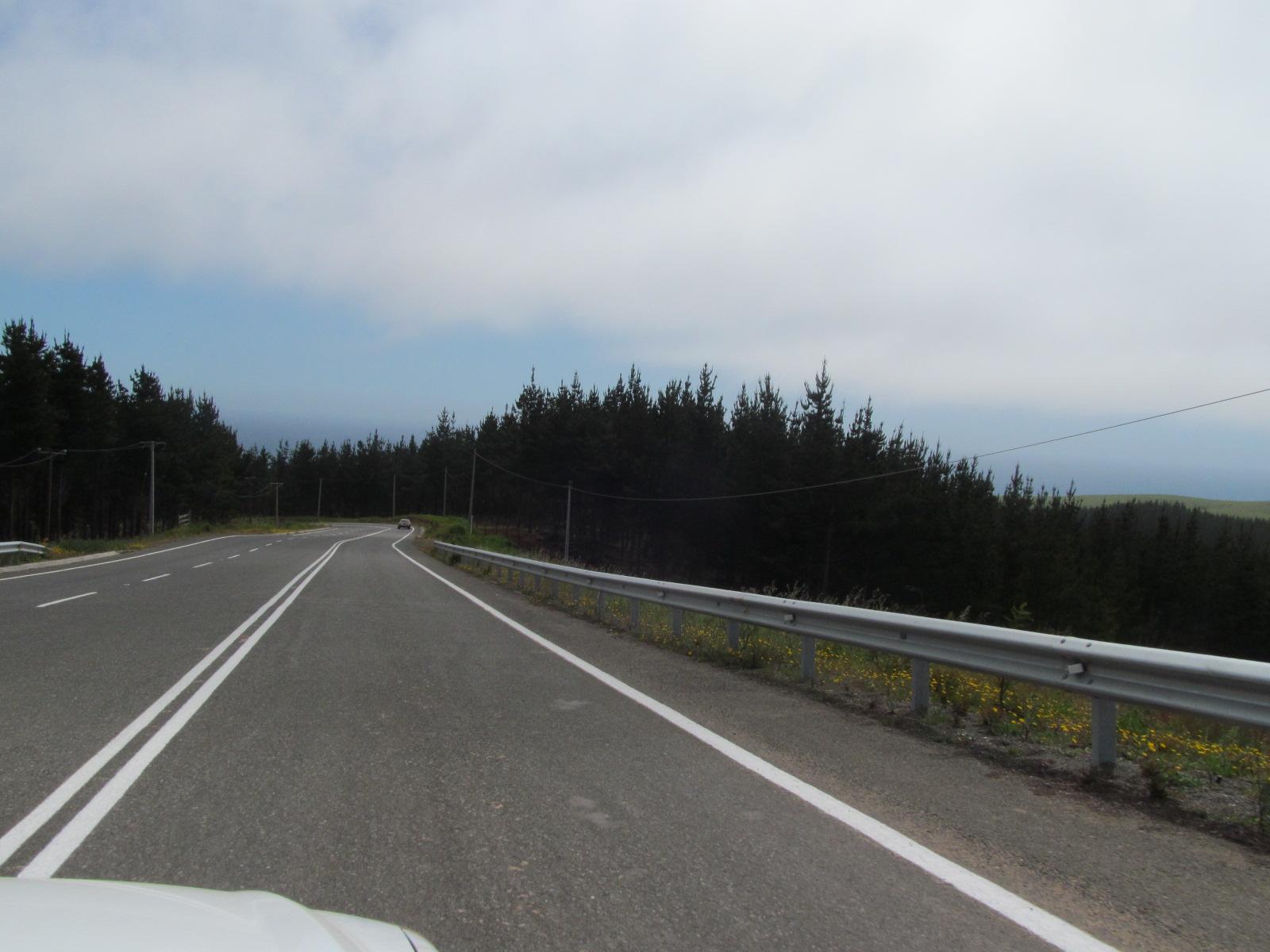 Lista Pavimentación de Ruta Hualañe-Pichilemu