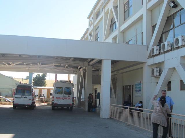 Trasladan Hospital de Curicó a Centro de Resolución de Salud