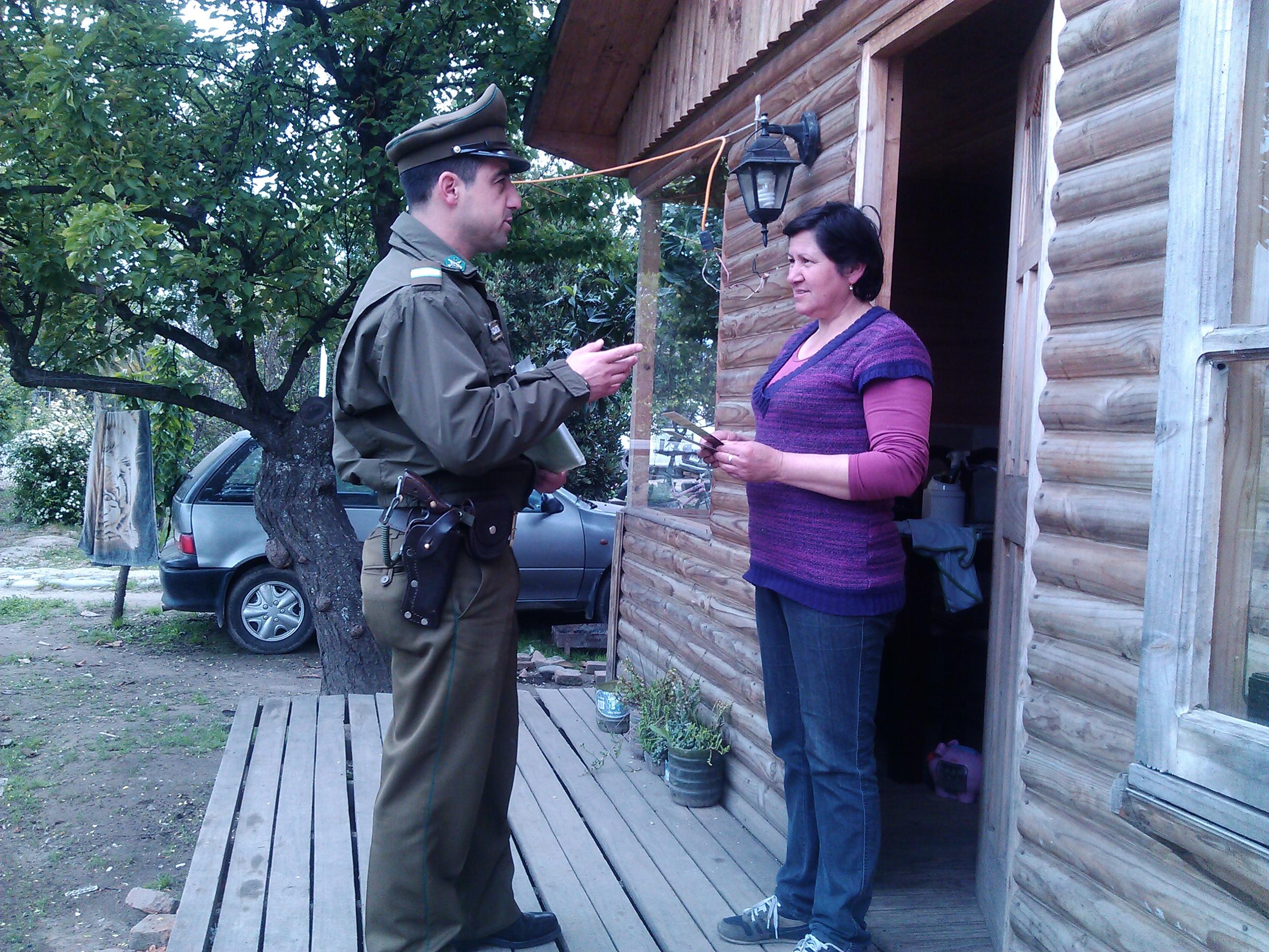 Campaña de Entrega de Armas Voluntarias en Melozal