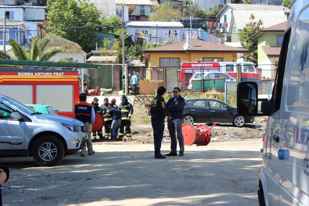 Hospital de Constitución Realizó Simulacro de Incendio con Evacuación