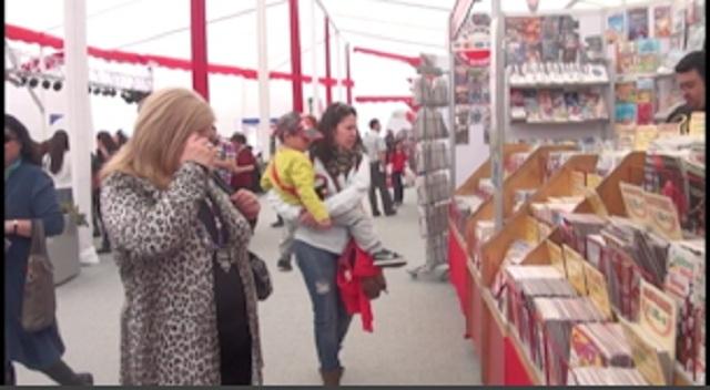 Excelente Recepción ha Tenido 8° Feria del Libro en Talca