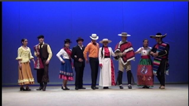 Festival internacional de danza folclórica estará presente en cinco comunas del Maule
