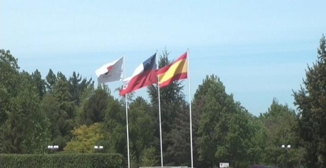 Colonia Española celebró 12 de octubre