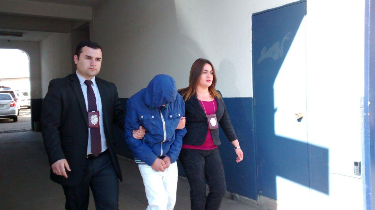 Detenido Sujeto que Asesinó a Hombre en Talca