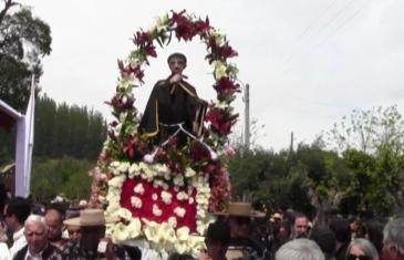 La localidad de Huerta Maule realizó la tradicional fiesta de San Francisco de Asís