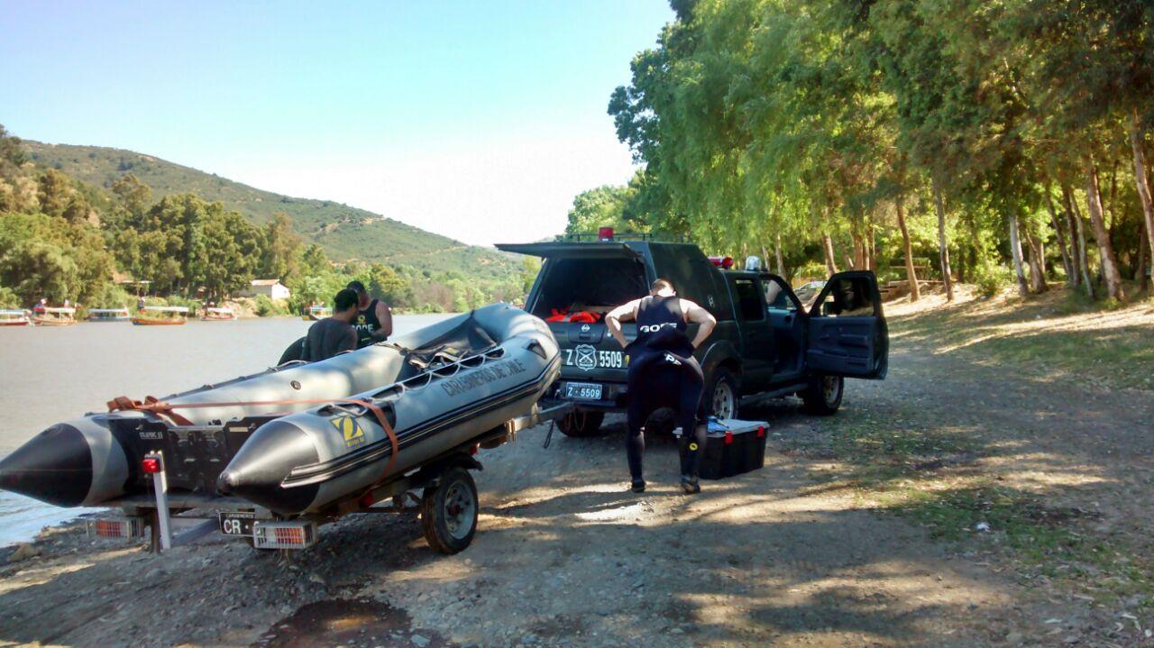 Carabineros Inicia Campaña Preventiva para Evitar Muertes por Inmersión