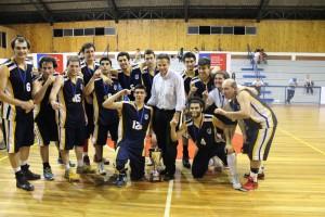 Ganadores UCM de basquetbol varones