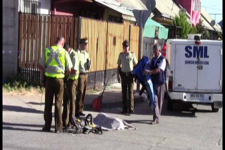 Trágica Muerte de Menor Atropellado por Camión en Talca