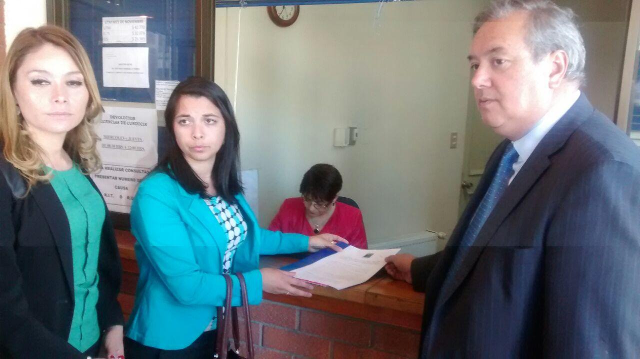 Querella Criminal en Contra de Violador en Talca