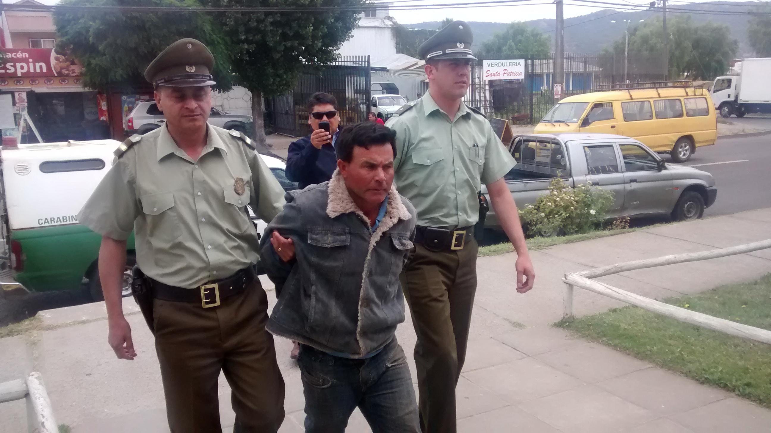Detienen a Hombre por Violación e Intento de Homicidio en Talca