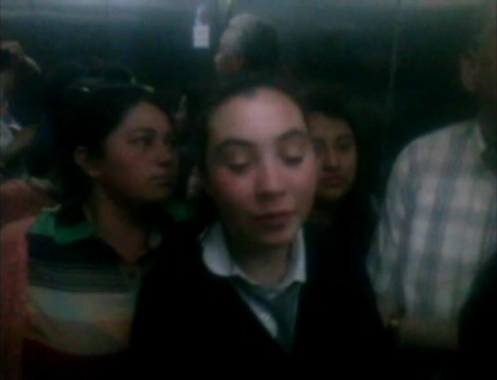 22 Personas Quedaron Atrapadas en Ascensor de Hospital en Talca