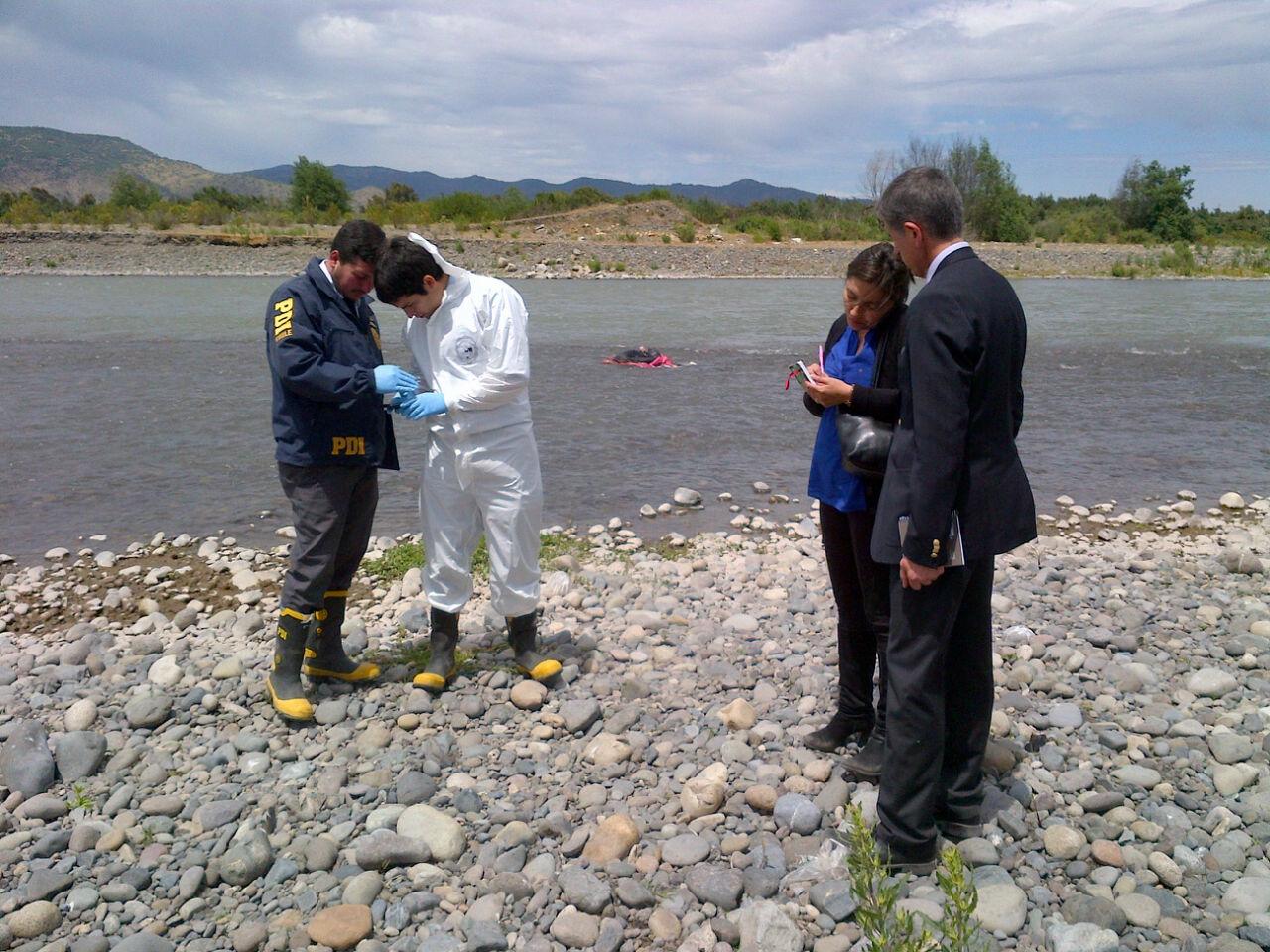 Esposa Sería la Asesina de Hombre encontrado Muerto en Curicó