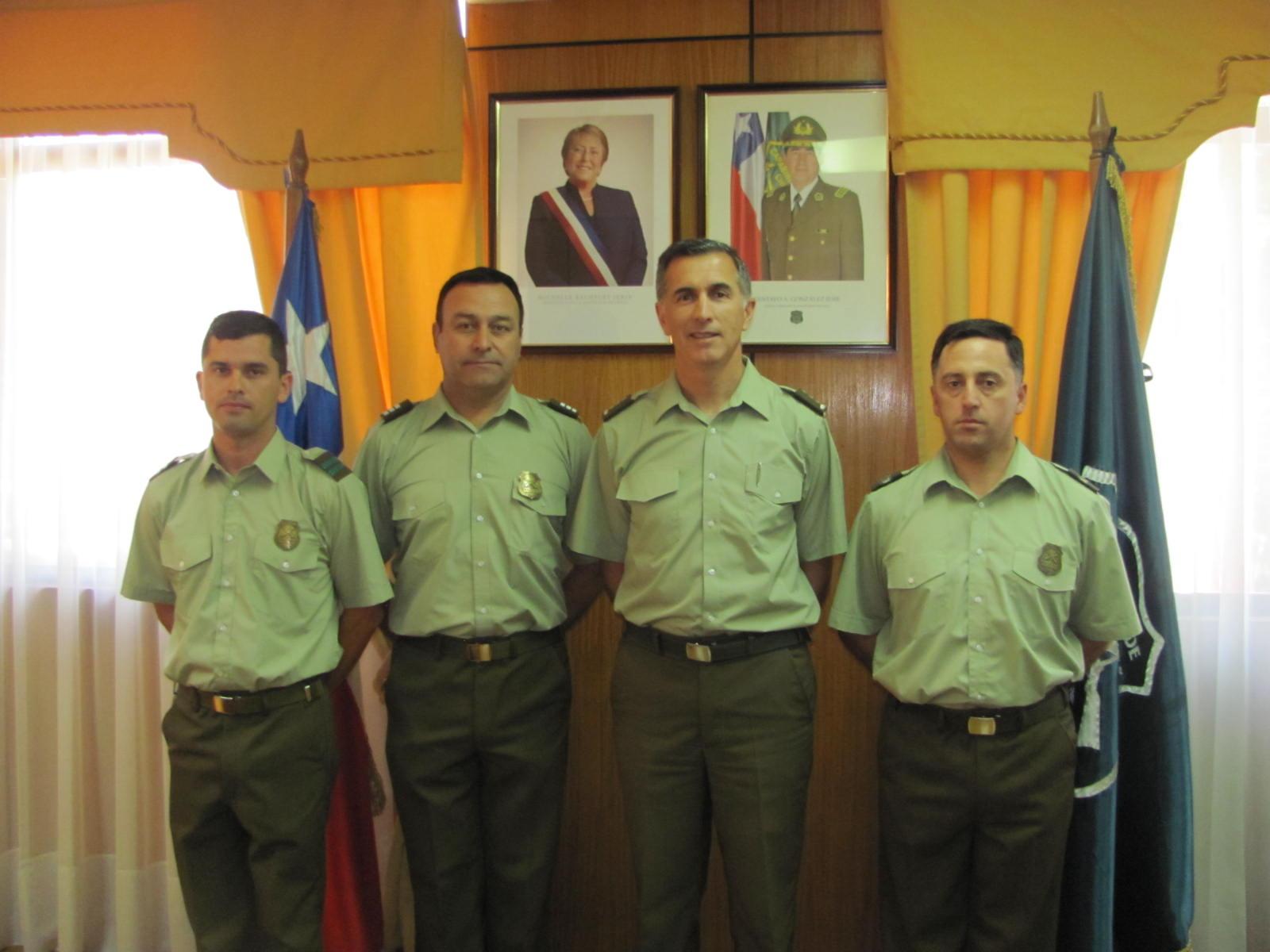 Felicitaciones para Carabineros que Atendieron Parto en Talca