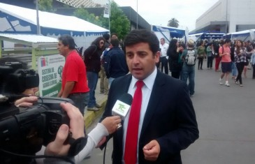 Director de INDAP Invita a Visitar Expo Mundo Rural en Talca