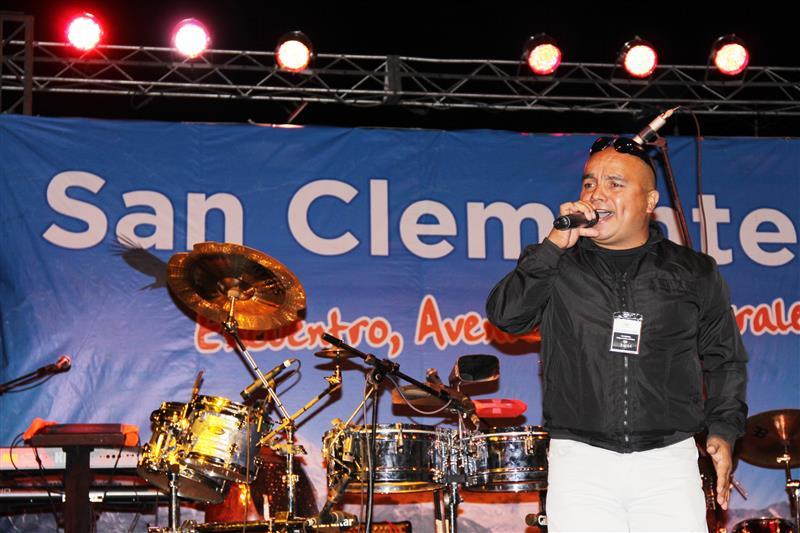 San Clemente Recibe el 2015 con Espectáculo Pirotécnico